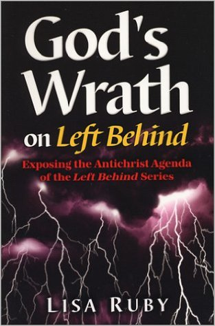 God's Wrath on Left Behind Cover