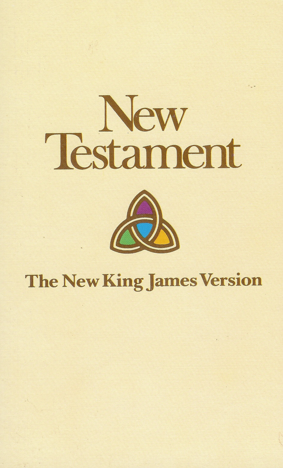 The Bible : The New King James Version (1984, Paperback)