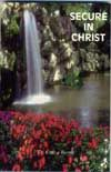 Secure in Christ cover picture